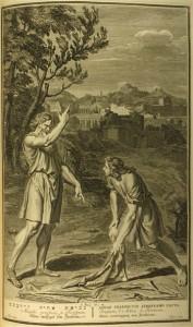La Haye 1728 Ahijahs Prophecy To Jeroboam