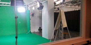 Studion enregistrement à Lyonnn