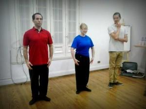 séminaire pratique de mime danza y teatro