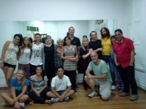 atelier de 3 jours à Buenos Aires